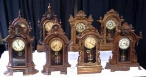 Victorian Walnut Shelf Clocks © 2015 Susan C. Fix All Rights Reserved