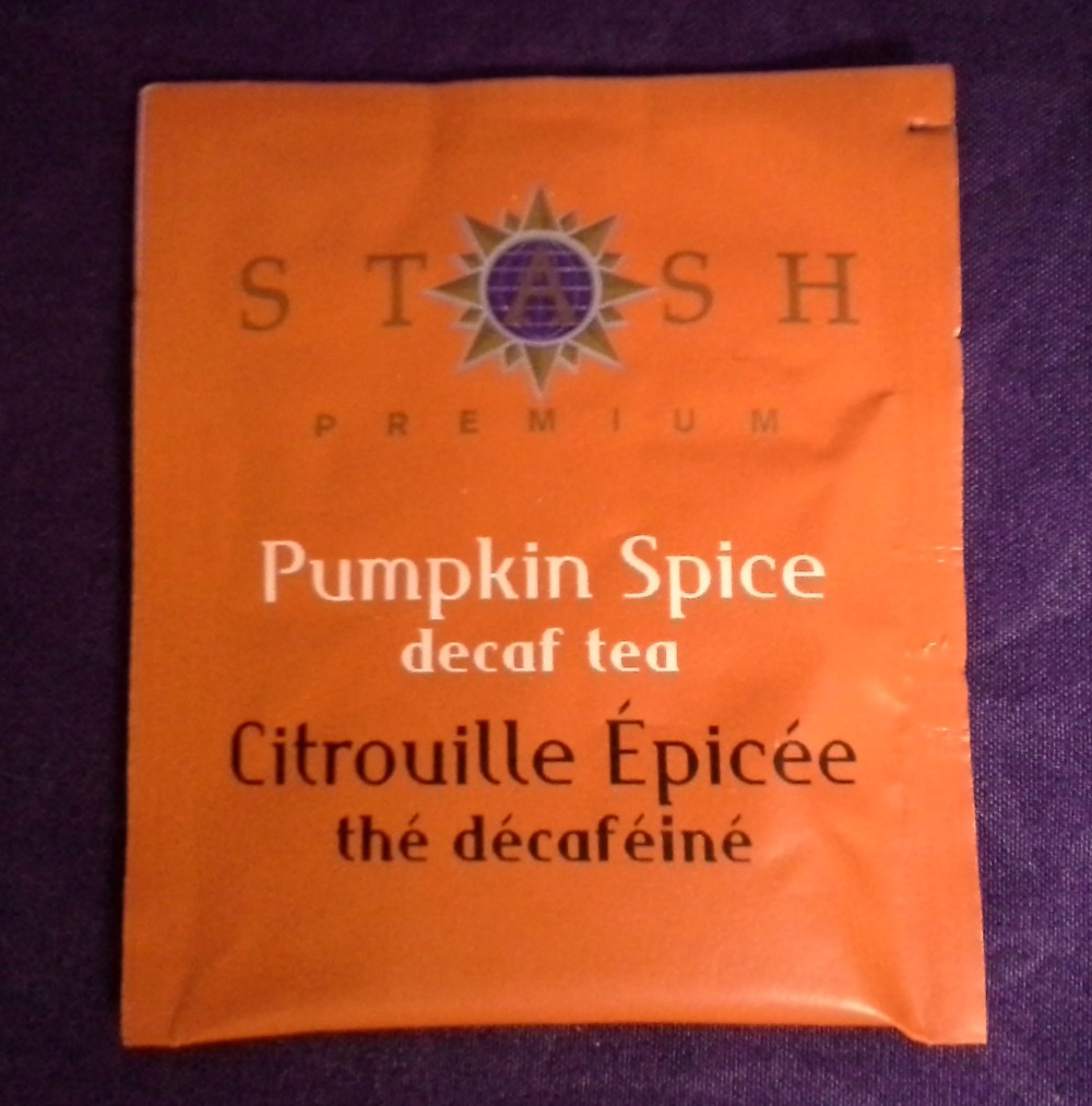Stash Pumpkin Spice Decaf © 2013 - 2015 Susan C. Fix All Rights Reserved ABlueSquash.com