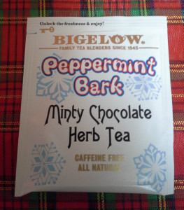 Bigelow Peppermint Bark © 2013 - 2015 Susan C. Fix All Rights Reserved ABlueSquash.com