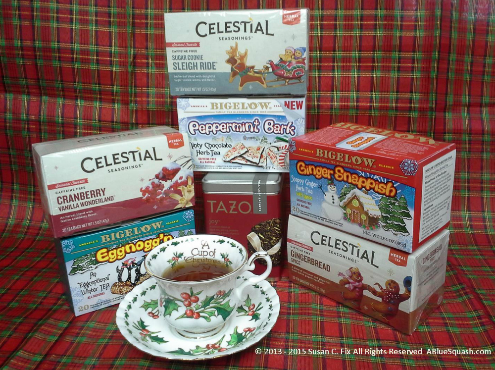 Holiday Teas & Tisanes Review