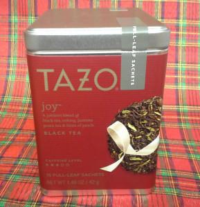 Tazo Joy © 2013 - 2015 Susan C. Fix All Rights Reserved ABlueSquash.com